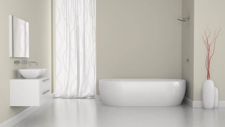 gietvloer voor badkamer