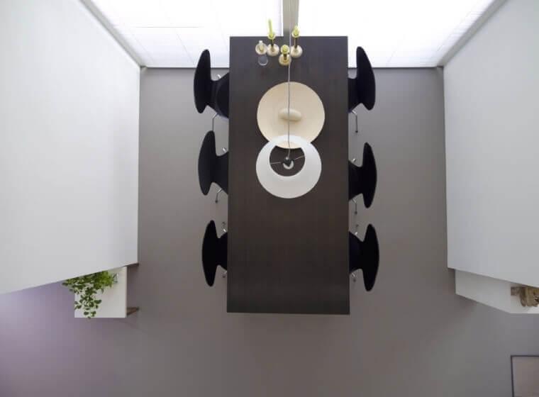voorbeeld gietvloer woonkamer